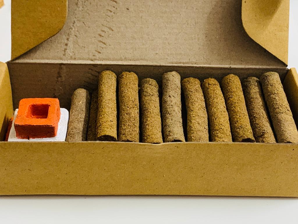 smokeless dhoop manufacturer in gurugram
